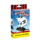 Creativity for kids . CFK Make Your Own PIrate Ship Kit