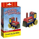 Creativity for kids . CFK Make Your Own Train Mini Kit