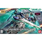 Bandai . BAN HG00 00 RAISER + GN SWORD III