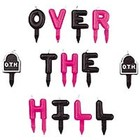 Wilton Products . WIL Over The HIll - Candle Picks
