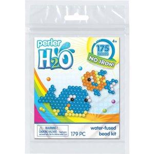 Perler (beads) PRL H2O Fish - Fused Perler Bead Kit