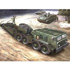 Trumpeter . TRM 1/35 MAZ-537G Late Production type with MAZ/ChMZAP-5247G semitraiier