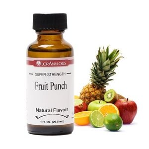 Lorann Gourmet . LAO Fruit Punch Flavor 1 oz