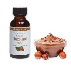 Lorann Gourmet . LAO Hazelnut Creamy 1 oz