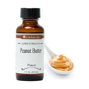 Lorann Gourmet . LAO Peanut Butter Flavor 1 oz