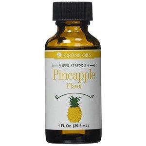 Lorann Gourmet . LAO Pineapple Flavor 1 oz