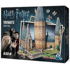 Wrebbit . WRB Harry Potter Great Hall 3D Puzzle 850 pieces