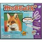 Mostaix . MOS Mosaic Art-Silver series - Red Fox