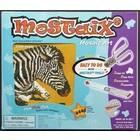Mostaix . MOS Mostaix - Silver Series - Zebra