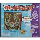 Mostaix . MOS Mosaic Art-Silver series - Tiger