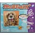 Mostaix . MOS Mosaic Art-Silver series - Dog