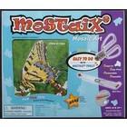 Mostaix . MOS Mosaic Art-Silver series - Butterlfy