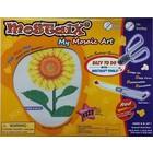 Mostaix . MOS Mosaic Art-Red series - Sun flower