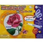 Mostaix . MOS Mosaic Art-Red series - Rose