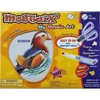 Mostaix . MOS Mosaic Art-Red series - Mandarin Duck