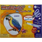 Mostaix . MOS Mosaic Art-Red series - Macaw