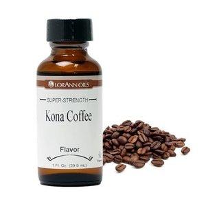 Lorann Gourmet . LAO Kona Coffee Flavor 1 oz