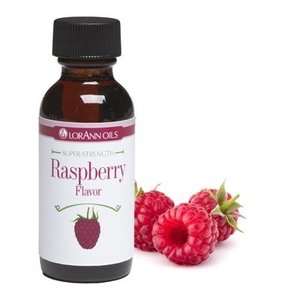 Lorann Gourmet . LAO Raspberry Flavor 1 oz