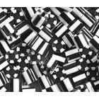 Perler (beads) PRL Zebra Stripe - Perler Beads 1000 pkg