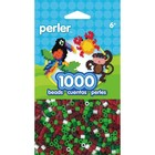 Perler (beads) PRL Holiday MIx - Perler Beads 1000pc
