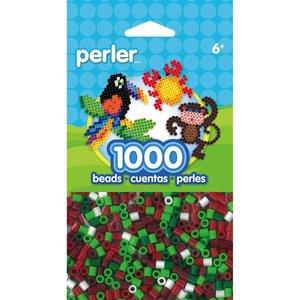 Perler (beads) PRL Holiday MIx - Perler Beads 1000pc