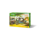 Daron Worldwide Trading . DRN Dinosaur Park 3D Puzzle 43 Pieces National Geographic