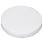 10 X 1 1/2 Styrofoam Round