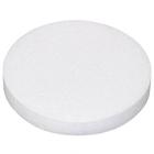 5 X 1 Styrofoam Round