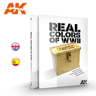 A K Interactive . AKI Real Colors of WWII Book (English)