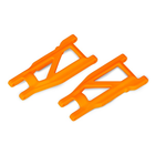 Traxxas Corp . TRA Suspension arms, orange,(2) (heavy duty, cold weather material)
