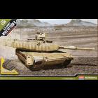 Academy Models . ACY 1/35 U.S Army M1A2 V2 TUSK II