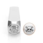 IMPressArt . IAD ImpressArt - Skull & Crossbones 6mm