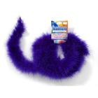 Darice . DAR Feather Boa - Purple