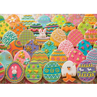 Outset Media . OUT Easter Eggs 1000pc Puzzle