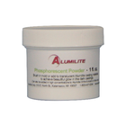 Alumilite Corp . ALU Phosphorescent Powder 1fl.oz.