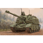 Trumpeter . TRM 1/35 2S19-M2 Self-propelled Howitzer
