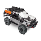 Traxxas Corp . TRA TRX-4 Sport Unassembled Kit with Clear Body, Expedition Rack and Accessories **No Electronics**