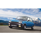 Italeri . ITA 1/24 Renault 5 Alpine