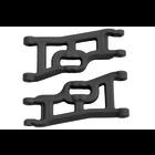 RPM . RPM Offset-Compensating Front A-arms for the Traxxas Slash 2wd & Nitro Slash - Black