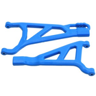 RPM . RPM Front Right A-Arms, for Traxxas E-Revo 2.0 Brushless Truck, Blue