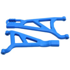 RPM . RPM Front Left A-Arms, for Traxxas E-Revo 2.0 Brushless Truck, Blue