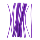 Darice . DAR Chenille Stems (Pipe Cleaners) - Lavender Color