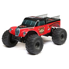Electrix . ECX 1/10 Axe 2WD Monster Truck Brushed RTR
