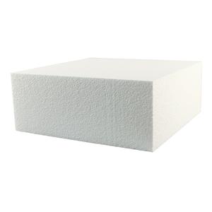 10 X 4 Styrofoam Square