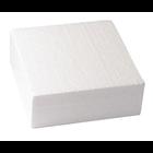 4 X 3 Styrofoam Square