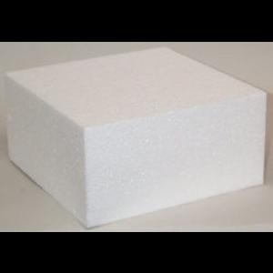 6 X 3 Styrofoam Square