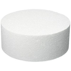 8 X 4 Styrofoam Round