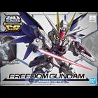Bandai . BAN Sd Gundam Cross Silhouette Freedom Gundam