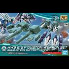 Bandai . BAN HGBC HWS & SV Custom Weapon Set