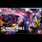 Bandai . BAN HGBF Gundam Tryon 3